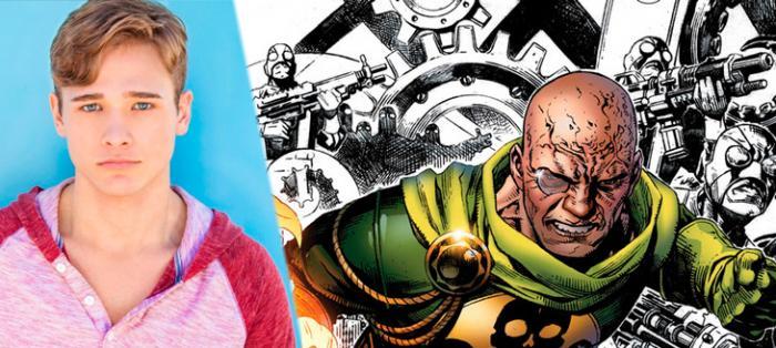 Joey Defore es un joven Baron von Strucker en Agentes de S.H.I.E.L.D.