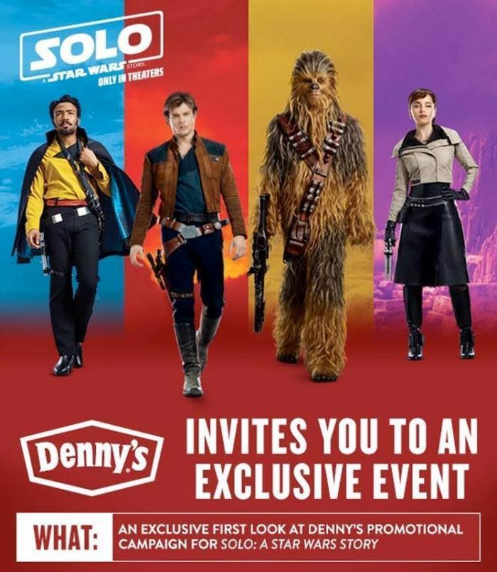 Imagen promocional de Han Solo: Una historia de Star Wars (2018)