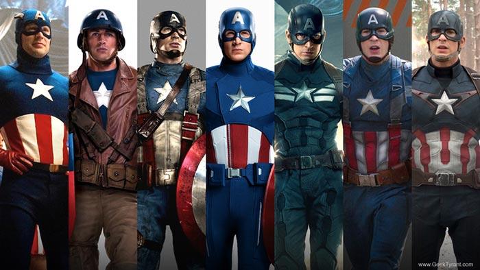 El final de Chris Evans como Capitán América en el MCU de Marvel Studios