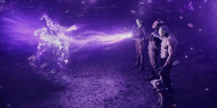Gema del Poder en Vengadores: Infinity War