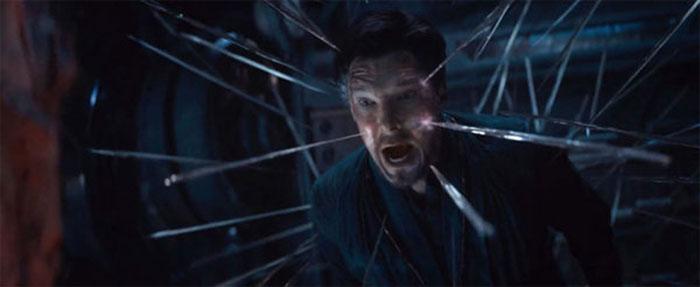 Doctor Strange es torturado en el tráiler de Vengadores: Infinity War