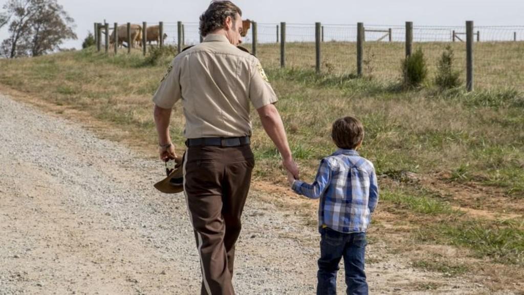 The Walking Dead Wrath