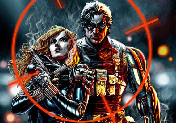 Imagen portada del cómics estadounidense Winter Soldier #2