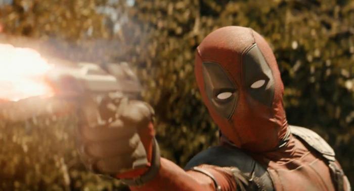 Captura del primer teaser trailer de Deadpool 2
