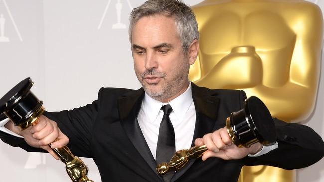 Alfonso Cuaron Oscars