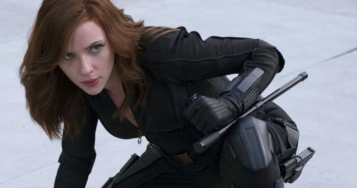 Imagen de Viuda Negra/Black Widow en Capitán América: Civil War (2016)