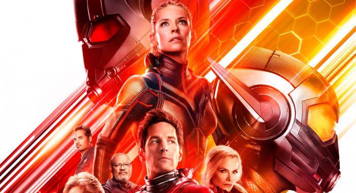 Imagen promocional de Ant-Man y La Avispa (2018)
