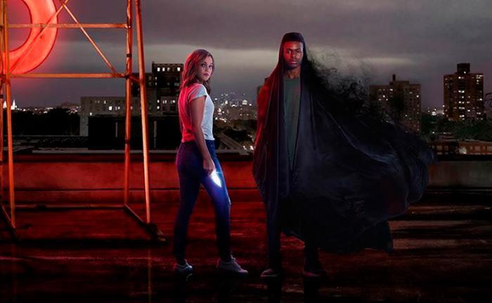 Imagen promocional de la serie Cloak and Dagger (2018)