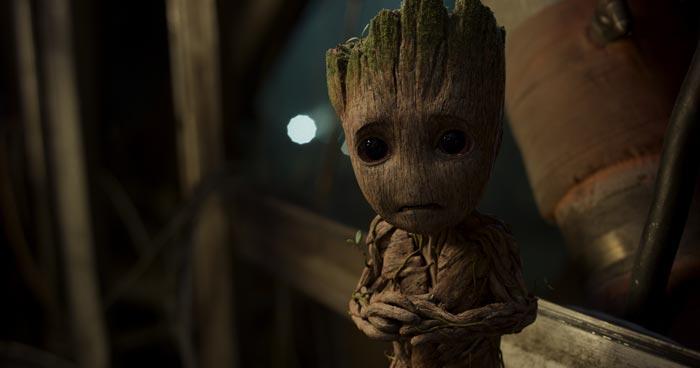 Encuentran a Groot en la vida real y la gente se vuelve loca