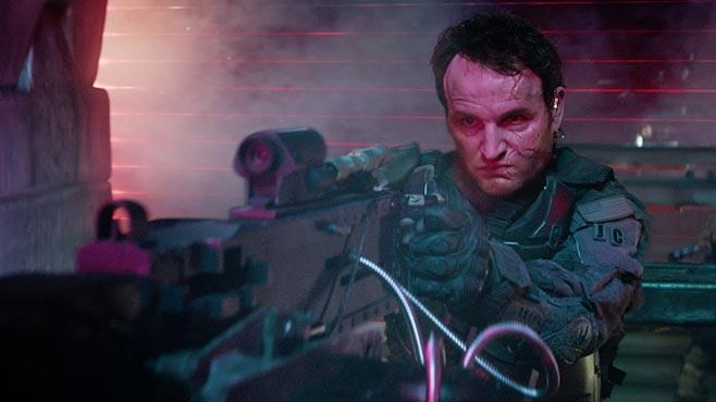 John Connor Terminator Genisys Jason Clarke - Cementerio Viviente