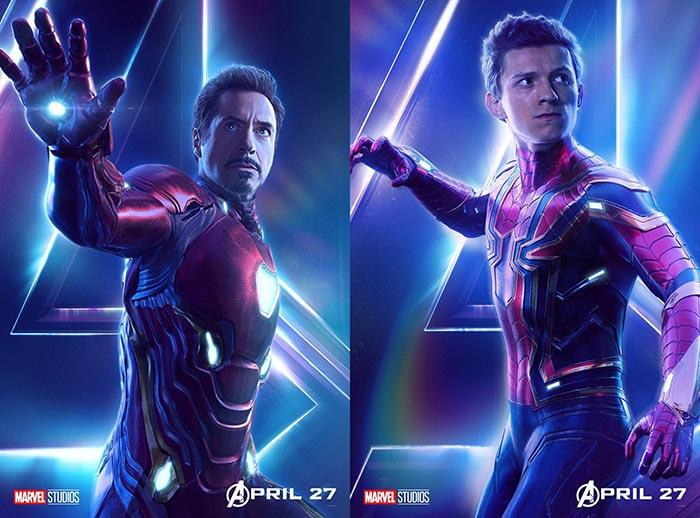 Imà Genes De Iron Man: El Secreto Detrás De Los Nuevos Trajes De Iron Man Y