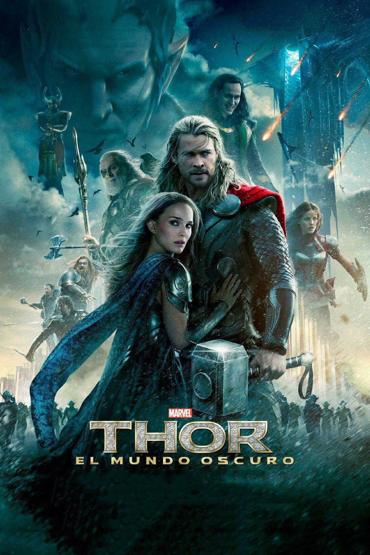 EL CAMINO HACIA VENGADORES: INFINITY WAR: Thor: El mundo oscuro (2013)