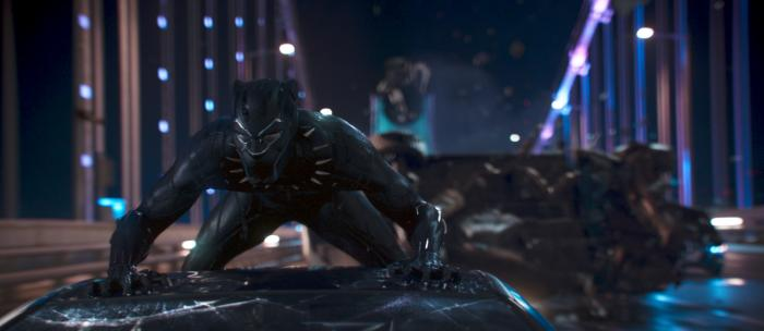 Imagen de Black Panther (2017)