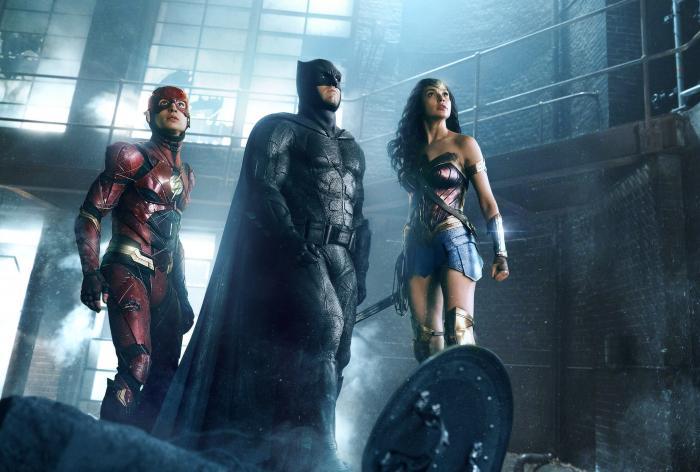 Imagen de Liga de la Justicia / Justice League (2017)