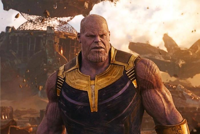 Imagen de Vengadores: Infinity War (2018)
