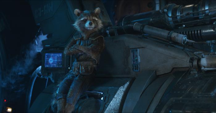 Imagen de Vengadores: Infinity War (2018), Rocket