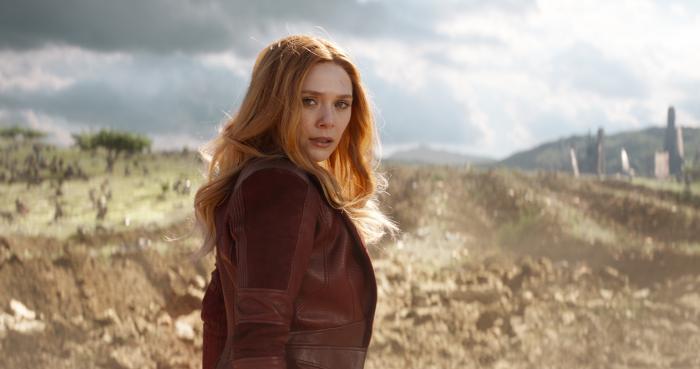 Imagen de Vengadores: Infinity War (2018), Bruja Escarlata