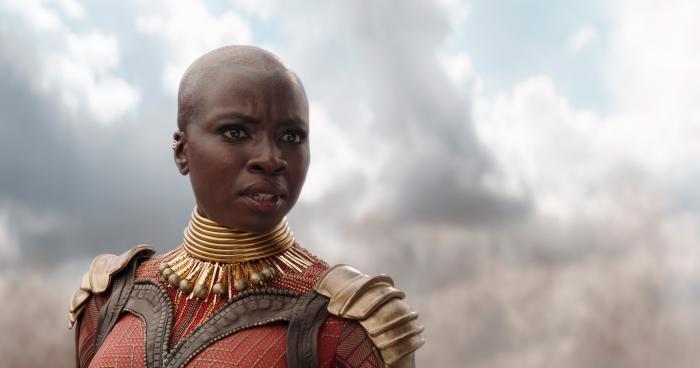 Imagen de Vengadores: Infinity War (2018), Okoye