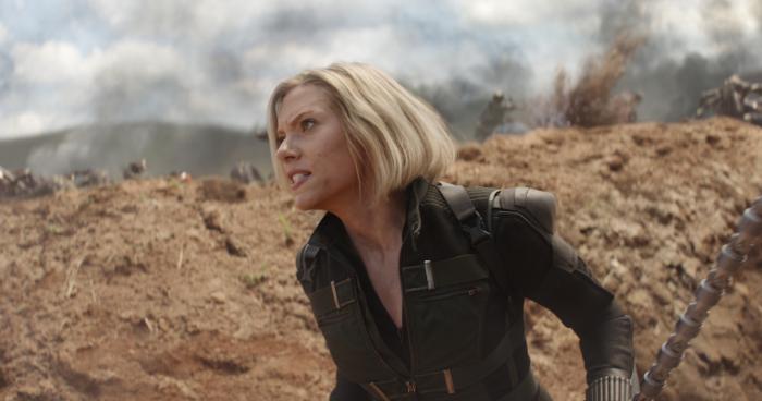 Imagen de Vengadores: Infinity War (2018), Viuda Negra