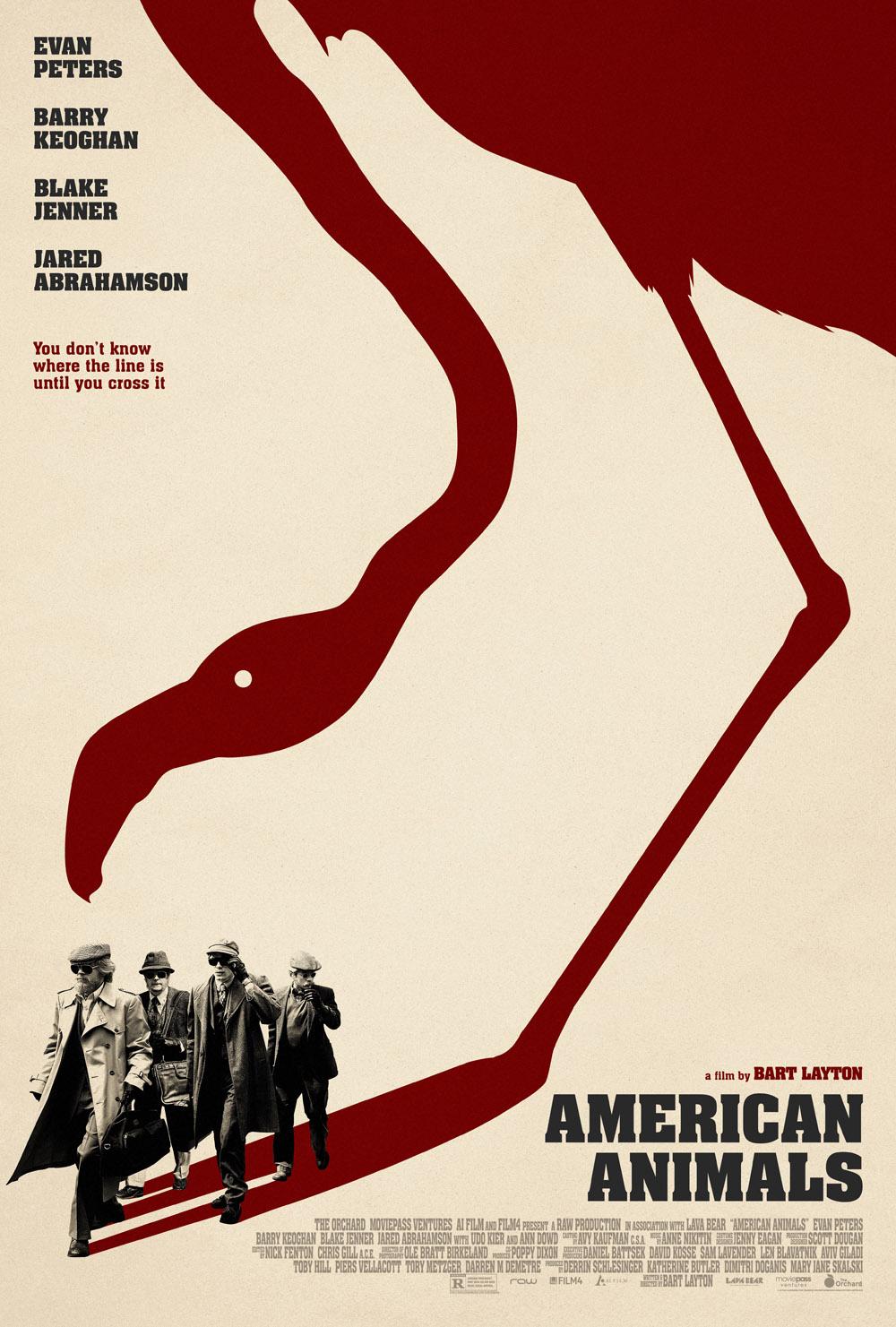 Trailer de American Animals