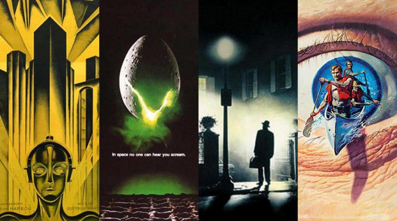 Los 39 mejores carteles de la historia del cine cine matrix - Carteles publicitarios originales ...