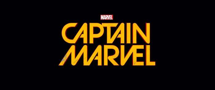 Logo de la película Captain Marvel (2018)