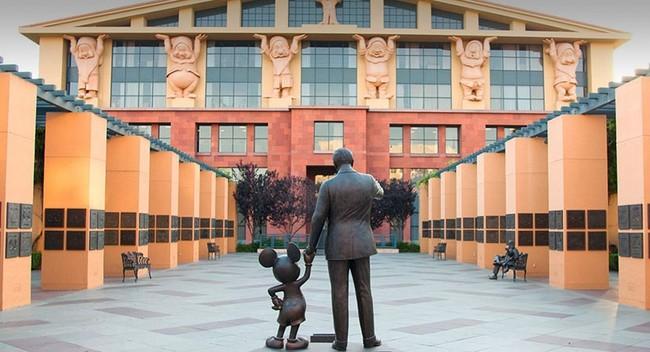 Sede Disney