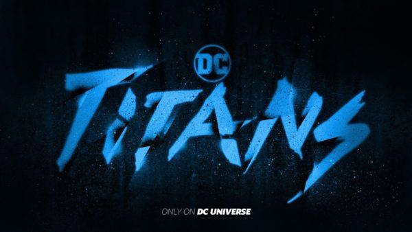 Logo de Titans (2018 - ?)