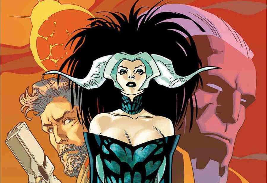 Empress Marvel Icon Mark Millar Stuart Immonen