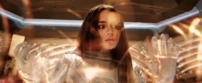 Captura del trailer de Ant-Man y la Avispa (2018)