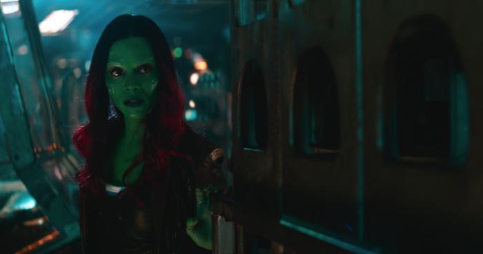 Imagen de Vengadores: Infinity War (2018), Gamora