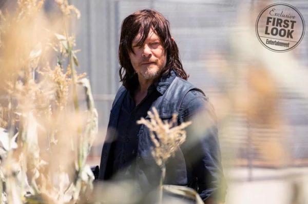 Darryl - The Walking dead - temporada 9