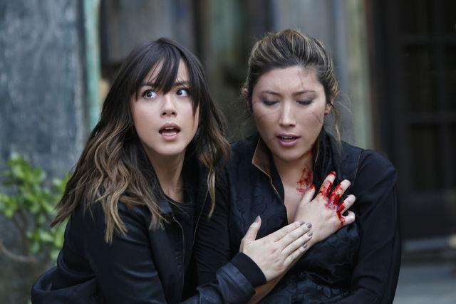 Imagen de la segunda temporada de Agentes de S.H.I.E.L.D. (2014/15)