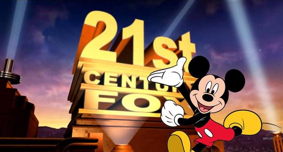 Disney podría comprar 21st Century Fox