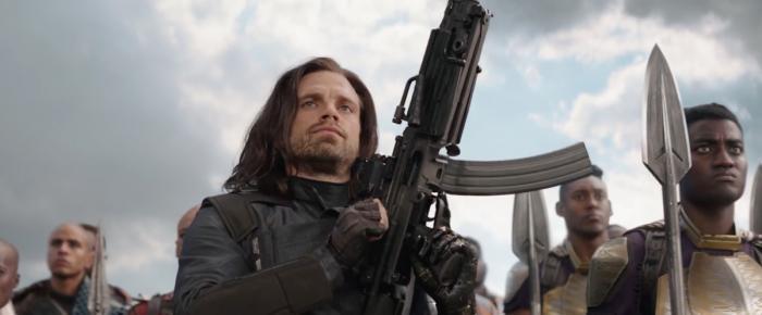 Captura del segundo trailer de Vengadores: Infinity War (2018)
