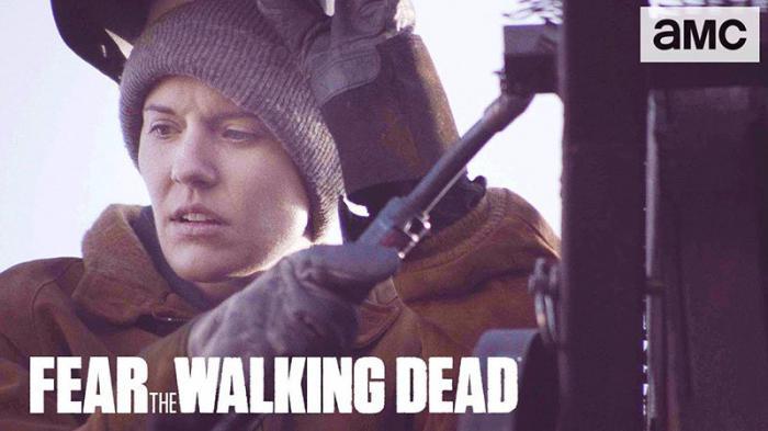 Imagen promocional de la cuarta temporada de Fear The Walking Dead