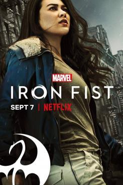 Imagen promocional de Colleen Wing de la segunda temporada de Iron Fist