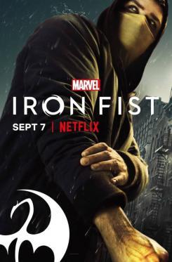 Imagen promocional de la segunda temporada de Iron Fist