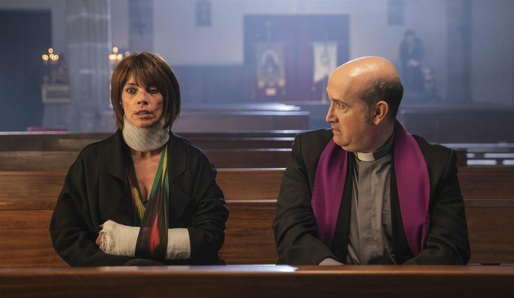 Tráiler de 'Ola de crímenes': Maribel Verdú protagoniza una comedia de enredo repleta de muertes