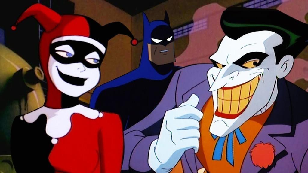 Batman Joker Harley