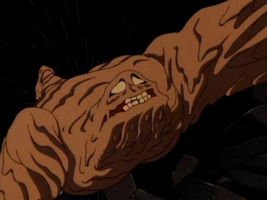Batman The Animated Series Clayface