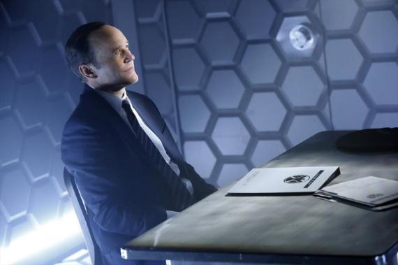 Imagen del episodio 1x01: Pilot, de la serie Marvel's Agents of S.H.I.E.L.D. (2013)