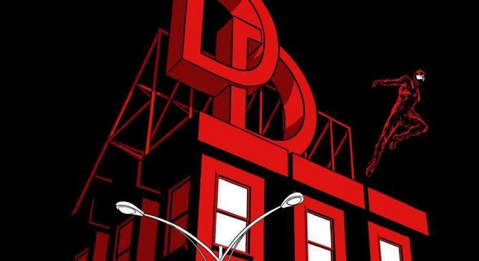 Promo art de la tercera temporada de Daredevil (2018)