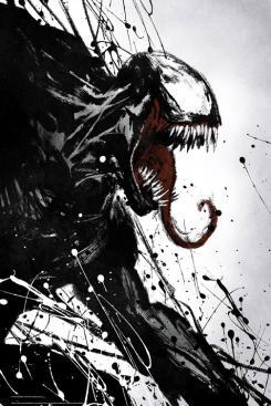 Póster de Venom (2018)