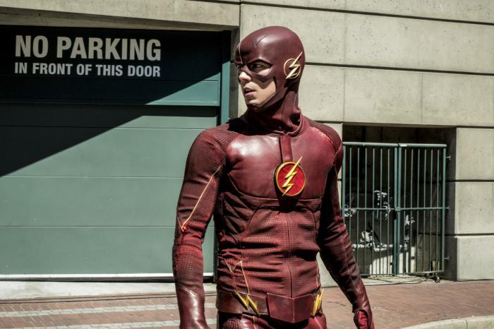 Imagen de The Flash (2014 - ?) 5x01: Nora