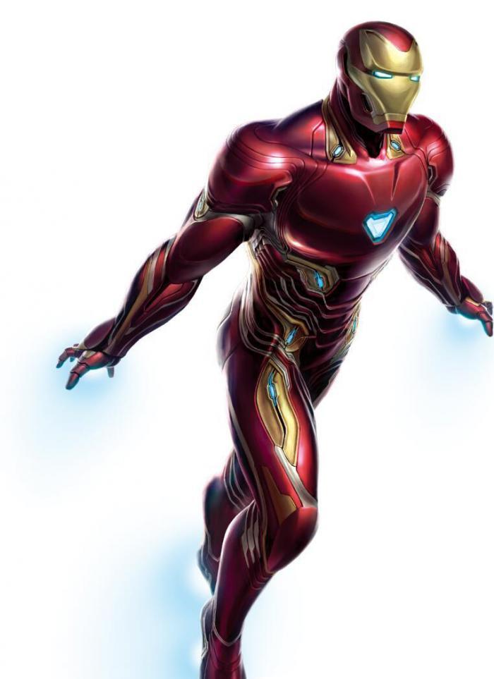Promo art de Avengers 4 (2019)