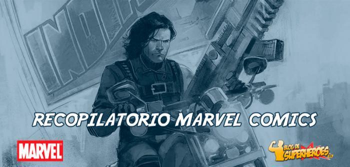 Recopilatorio Marvel Comics: nueva serie de Soldado de Invierno