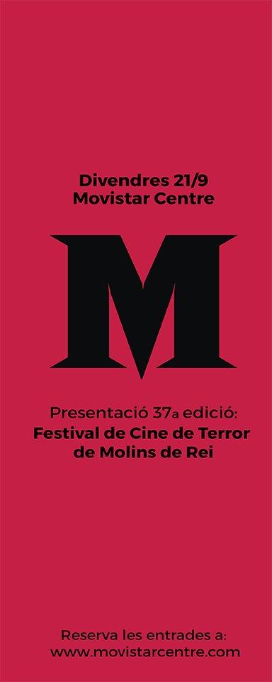 Presentación terrorMolins 2018, dia 21 en Movistar Centre Barcelona