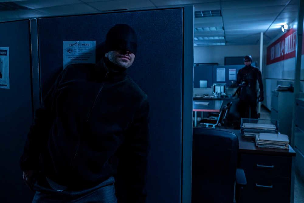 'Daredevil': el tráiler final de la temporada 3 presenta a Bullseye y la venganza de Kingpin