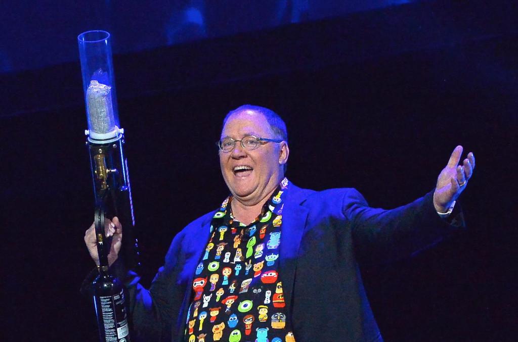 John Lasseter vuelve al cine: el ex-líder de Pixar será el jefe de la nueva división animada de Skydance